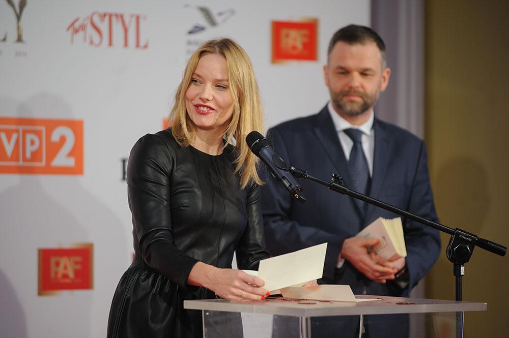 04.02.2016 Warszawa   Nominacje do Orlow 2016 N/z Roma Gasiorowska fot. Tomasz Urbanek/East News