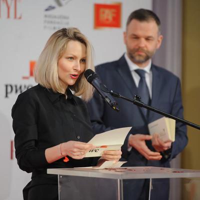 04.02.2016 Warszawa   Nominacje do Orlow 2016 N/z Marieta Zukowska fot. Tomasz Urbanek/East News