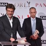 Foto: Mateusz Jagielski / East News  Warszawa 07.02.2017  Ogloszenie nominacji do nagrod filmowych Orly 2017  N/z: