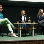 Fot. Daniel Gnap/East News Warszawa, 21.01.2017,  Przeglad filmow kandydujacych do polskiej nagrody Orly 2017 - Spotkanie z tworcami filmu - Niewinne.