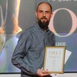 """Maciej Pawliński (PSM), nominowany za montaż filmu """"Over the limit"""".   Fot. Tomasz Urbanek/East News"""