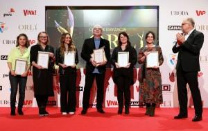 Polskie Nagrody Filmowe Or?y 2020 - konferencja prasowa